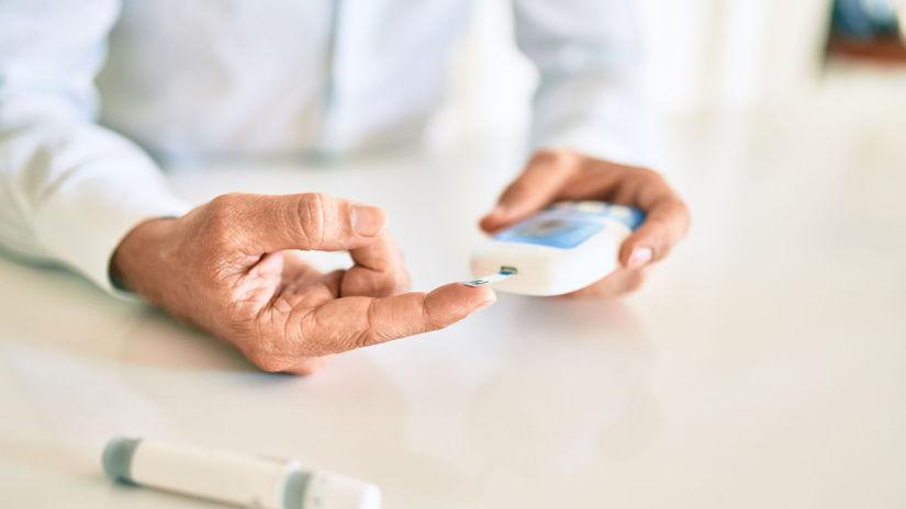 cukrovka, diabetes, glukomer
