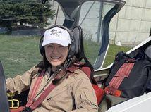 nepouzivat -- Zara Rutherfordová, pilotka