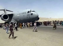 Two Catastrophes Analysis Kábul lietadlo odlet