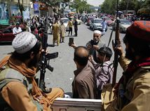 Afganistan, Kábul, Taliban