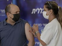 Izrael, Naftali Bennett, očkovanie