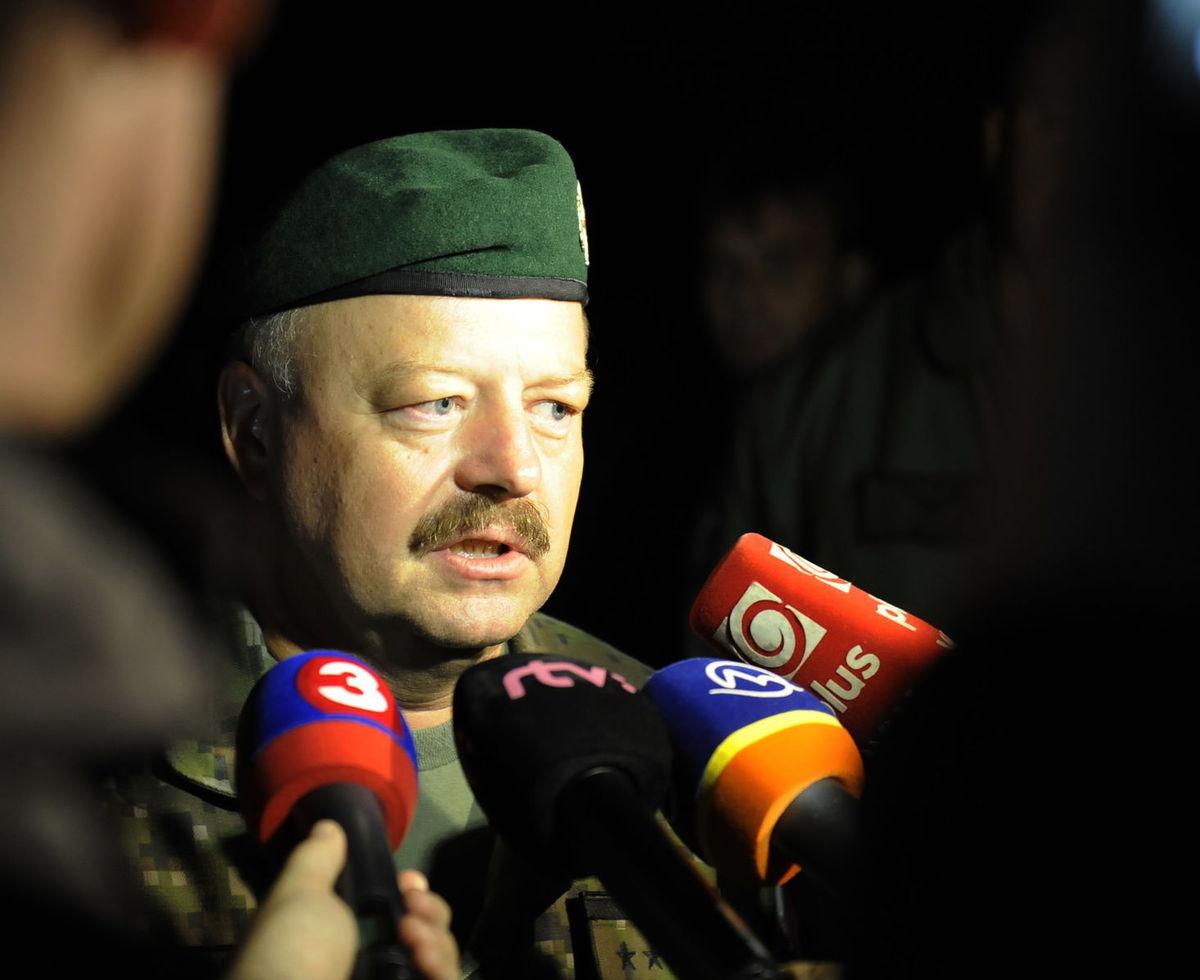Pavel Macko, generálmajor