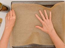 pepier na pečenie, gazdinka, žena, pečenie, kuchyňa