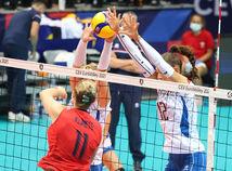 Chorvátsko Volejbal ME ženy C SR Bielorusko