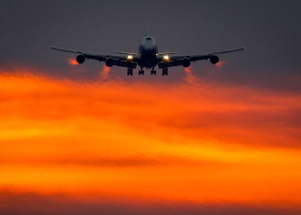 lietadlo, cestovanie, doprava