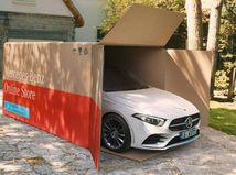 Mercedes, online predaj