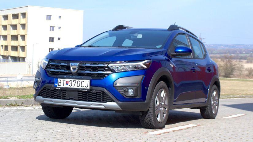 Dacia Sandero Stepway 1.0 TCe CVT (2021)