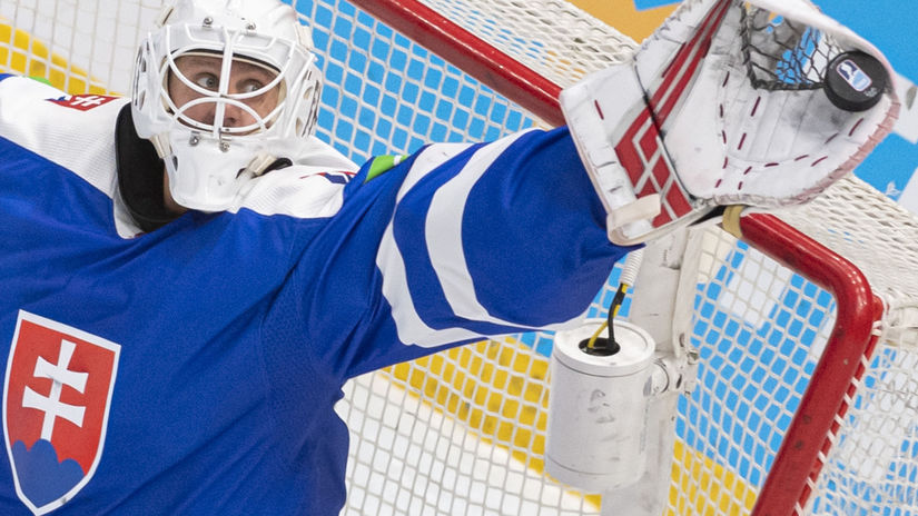 SR Bratislava ZOH2022 Hokej Kvalifikácia D Skupina