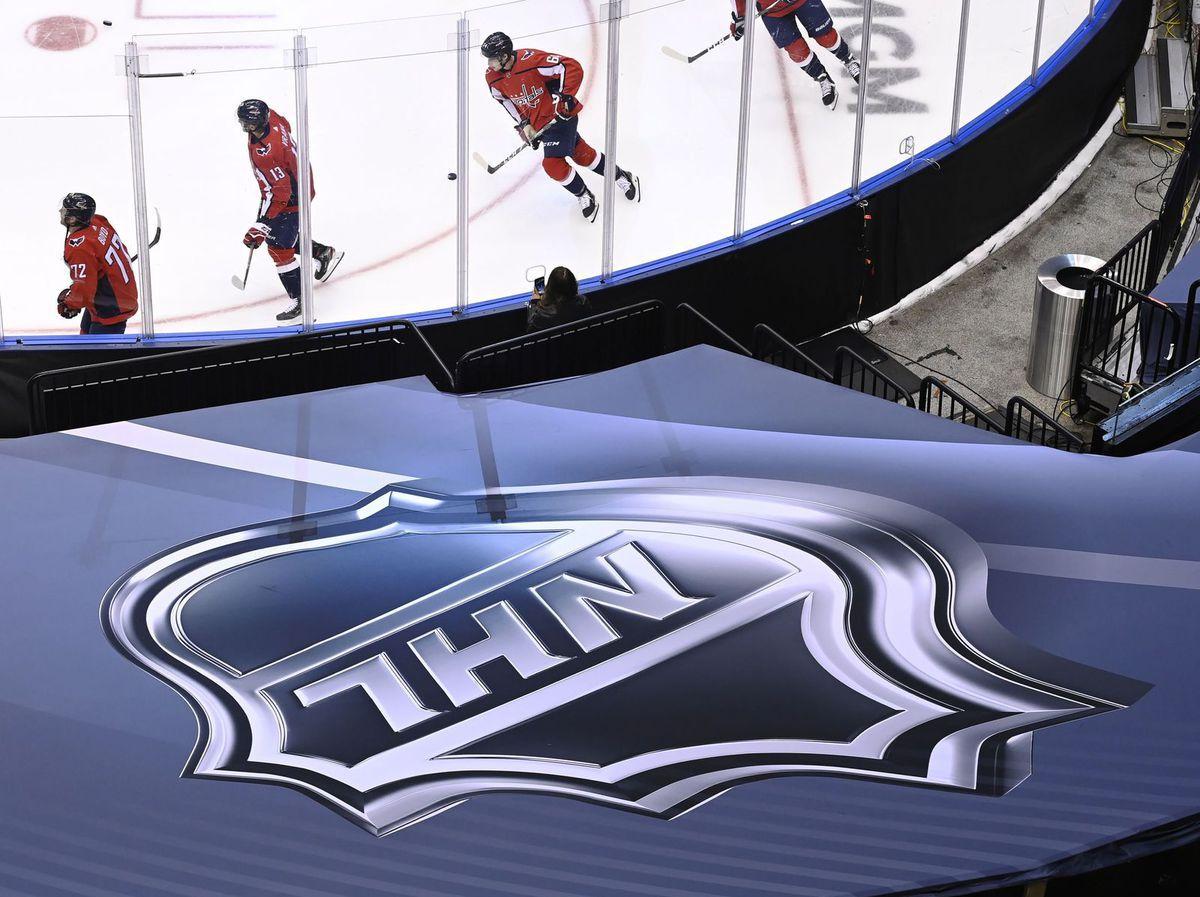 Ilustračná snímka, NHL