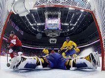 NHL, olympiáda, ilustračná