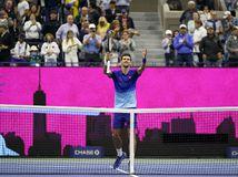 USA šport tenis US Open muži dvojhra 2. kolo