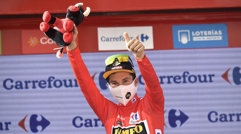Španielsko šport cyklistika cesta Vuelta a...
