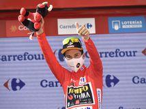 Španielsko šport cyklistika cesta Vuelta a Espana 2. etapa