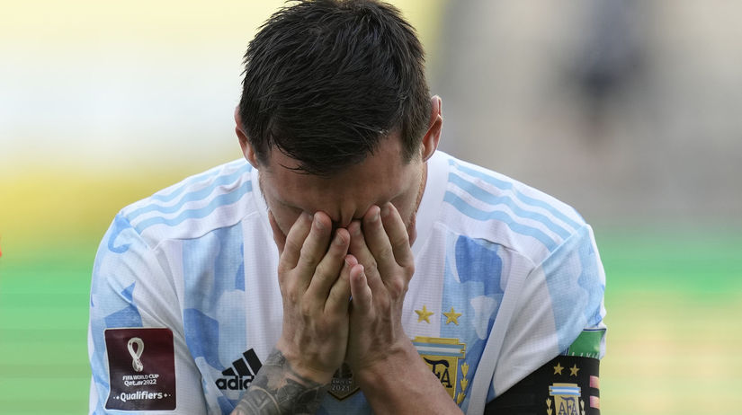 Brazil Argentina Wcup Soccer Messi