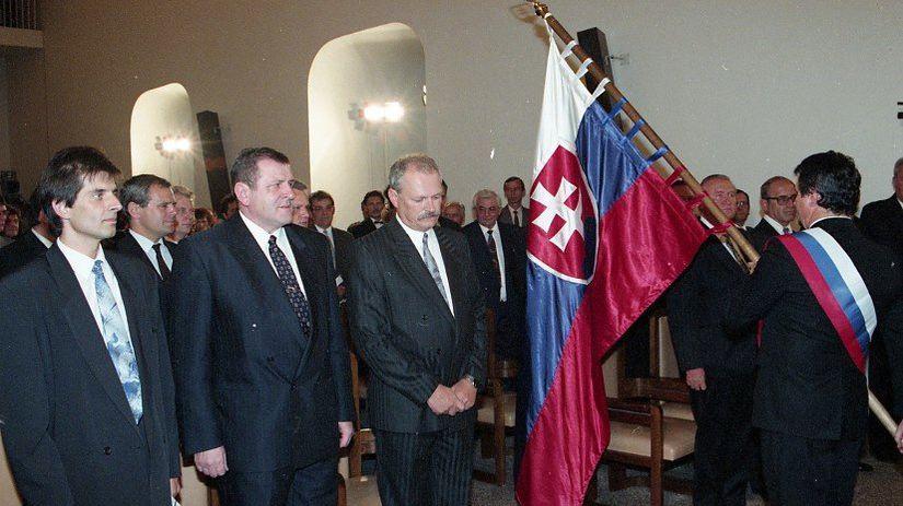 Ústava SR, 1992, Deň Ústavy SR, Ivan...