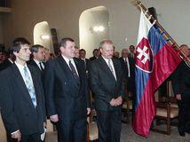 Ústava SR, 1992, Deň Ústavy SR, Ivan Gašparovič, Peter Weiss, Vladimír Mečiar