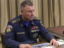 Rusko minister Ziničev
