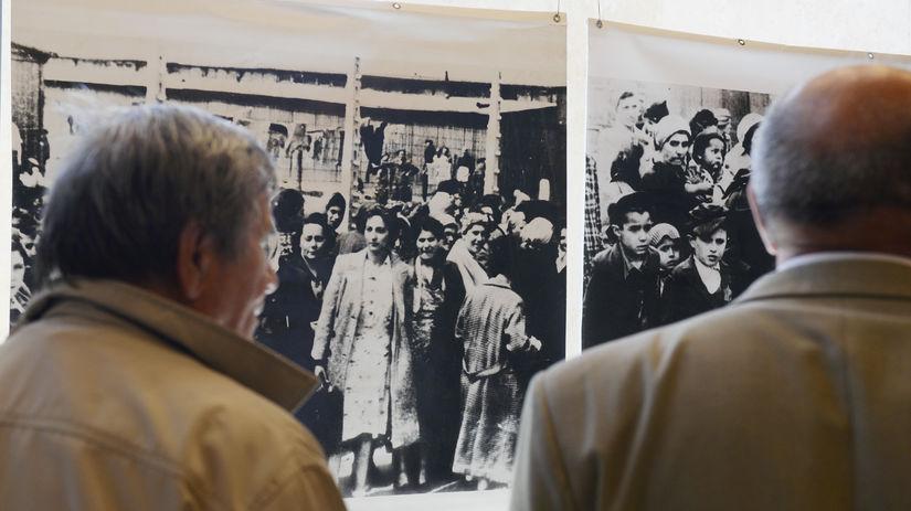 Holokaust / Židia / Koncentračné tábory /