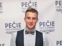Juraj Baca  moderator sou Pecie cele Slovensko  2