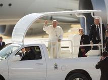 Mexiko Vatikán pápež Ciudad Juarez