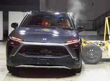 NIO SE8 - Euro NCAP 2021