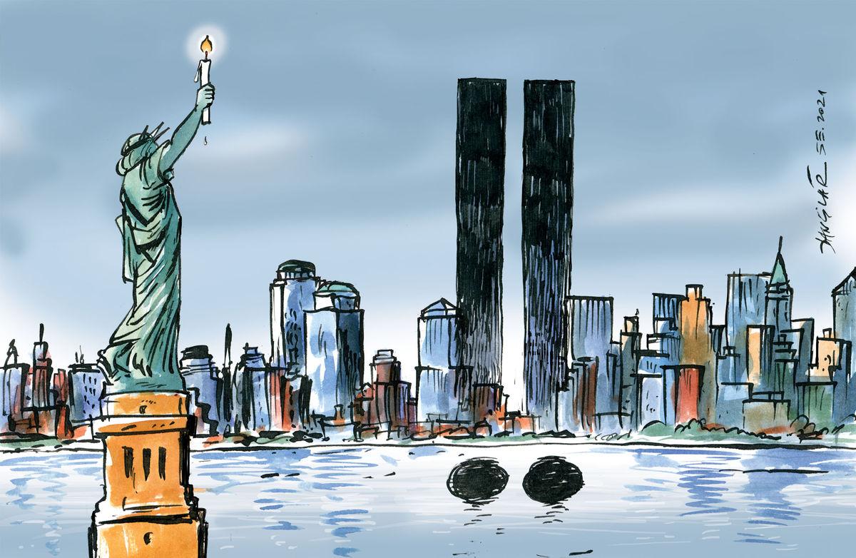 Karikatúra 11.09.2021