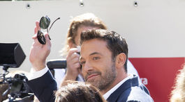 Italy Venice Film Festival 2021 The Last Duel Arrival