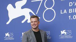 Italy Venice Film Festival 2021 The Last Duel Photo Call