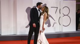 Italy Venice Film Festival 2021 The Last Duel Red Carpet