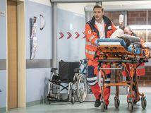 seriál nemocnica, juraj bača,