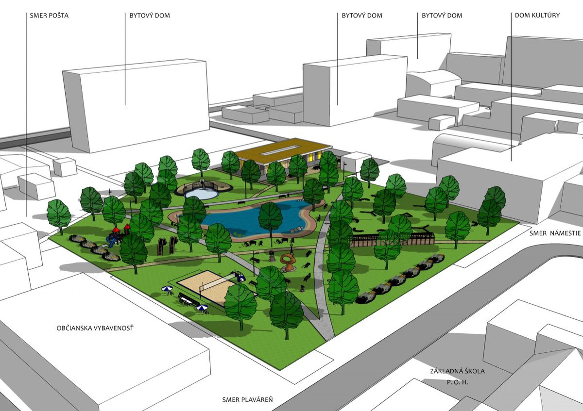In Snina they want to build a climate park - II ....