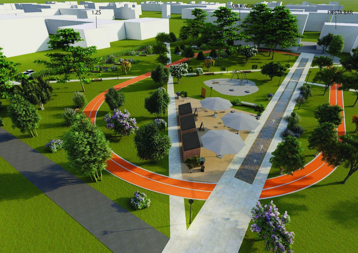 In Snina they want to build a climate park - III ....