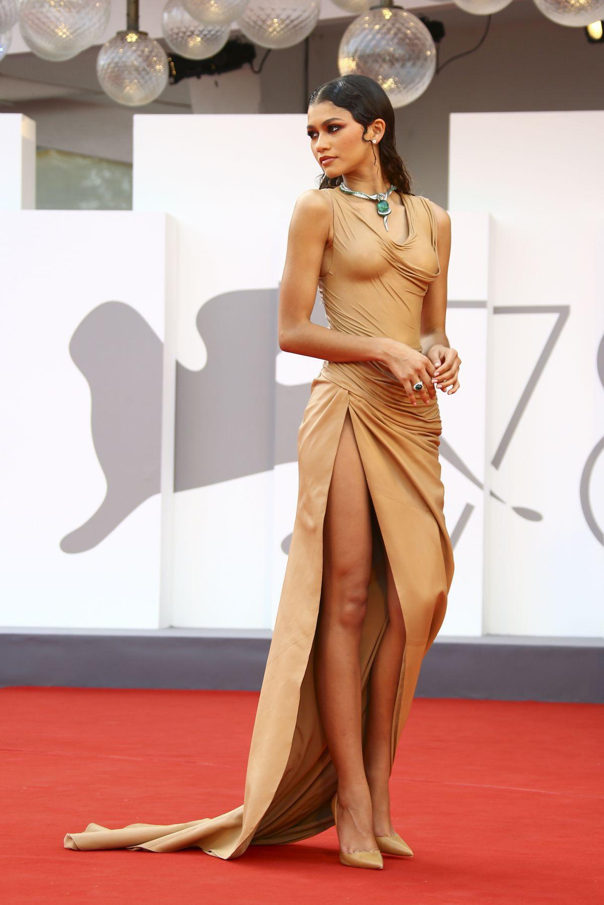 Italy Venice Film Festival 2021 Dune Red Carpet
