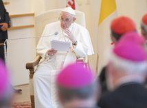 Pápež: Niektorí by chceli, aby som už bol mŕtvy