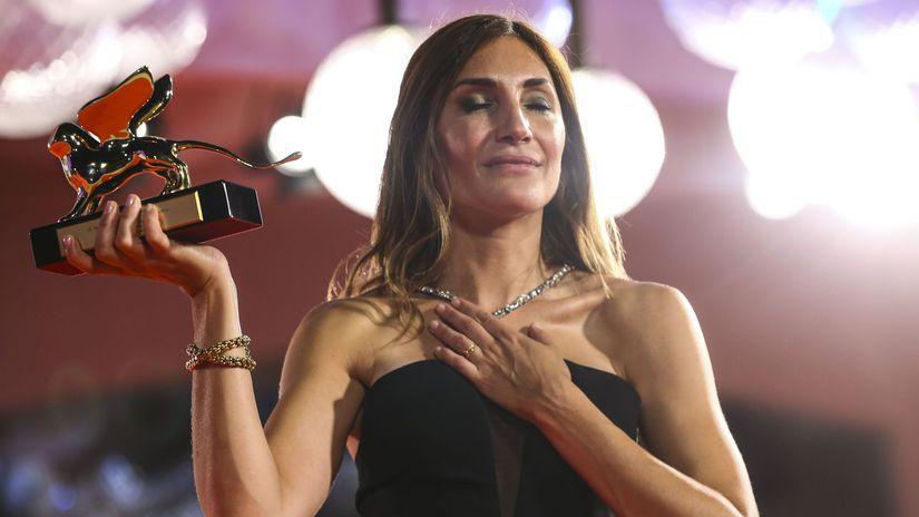 Taliansko Benátky Festival Filmový MFF ceny