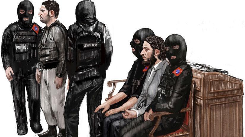 Belgicko terorizmus súd Abdeslam