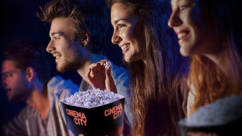 cinema city Bond, PR, nepouzivat