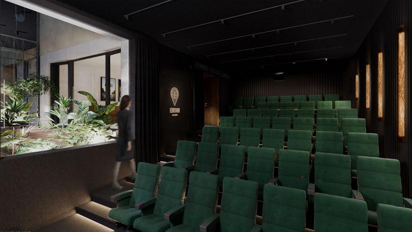 Edison Filmhub Bratsilava Vel  ka   kinosa  la...