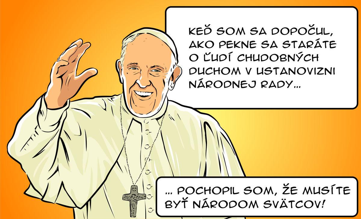 Karikatúra 13.09.2021