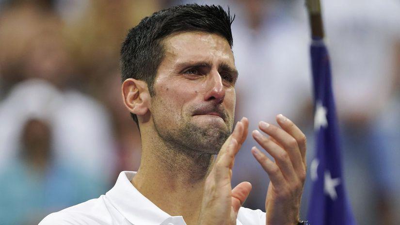 USA tenis finále muži US Open