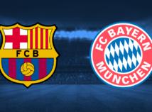 Barcelona, Bayern
