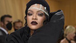 najlepšie líčenie, MET Gala, Rihanna
