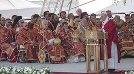 pápež František Prešov