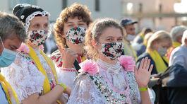 Prešov, pápež, návšteva