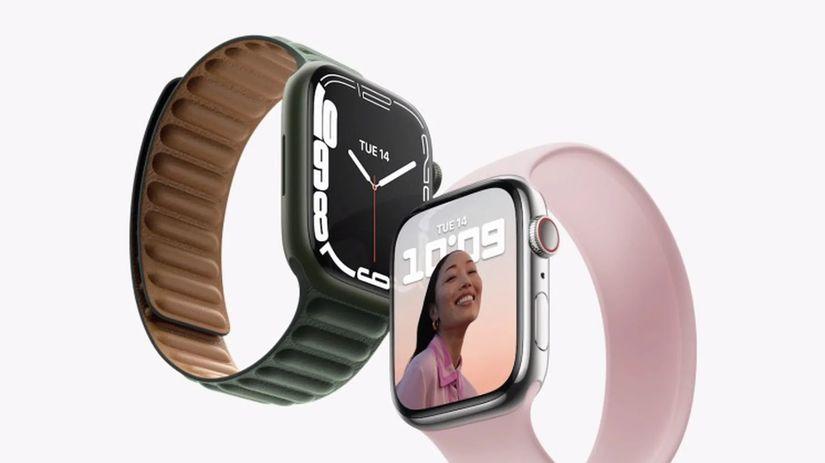 apple watch 7, hodinky Apple Watch