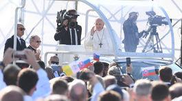 SR pápež František návšteva21 Šaštín TTX