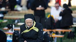 stretnutie s pápežom v Šaštíne