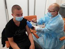 očkovanie v škole, Zvolen