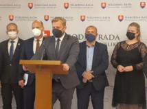 Výbor NR SR pre obranu a bezpečnosť Juraj Krúpa