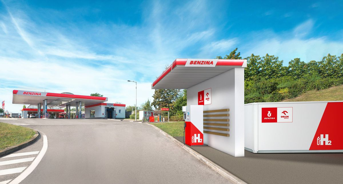 In the Czech Republic, the name of the leader of gas stations is running out.  It will also affect Slovak pumps – Companies and markets – Economy